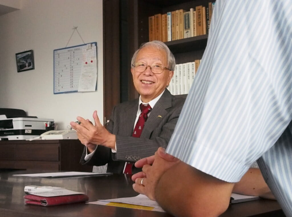 戦国法人カード小和田哲男先生インタビュー3